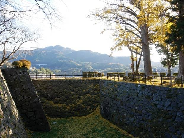 臼杵 城跡